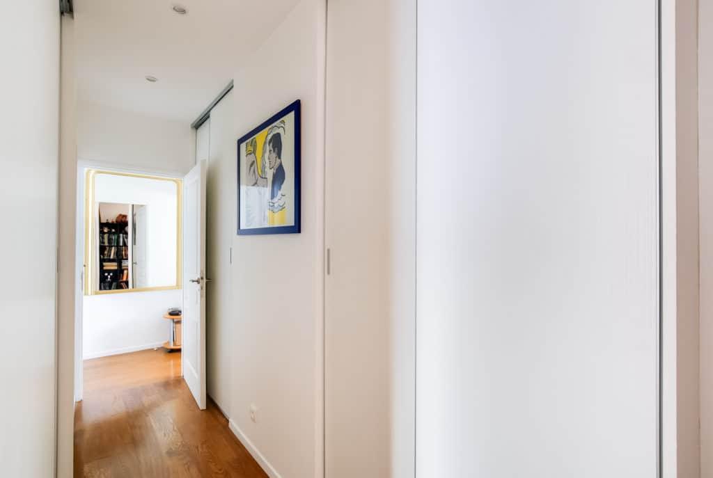 renovation d'appartement contemporain