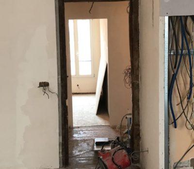 travaux rénovation appartement
