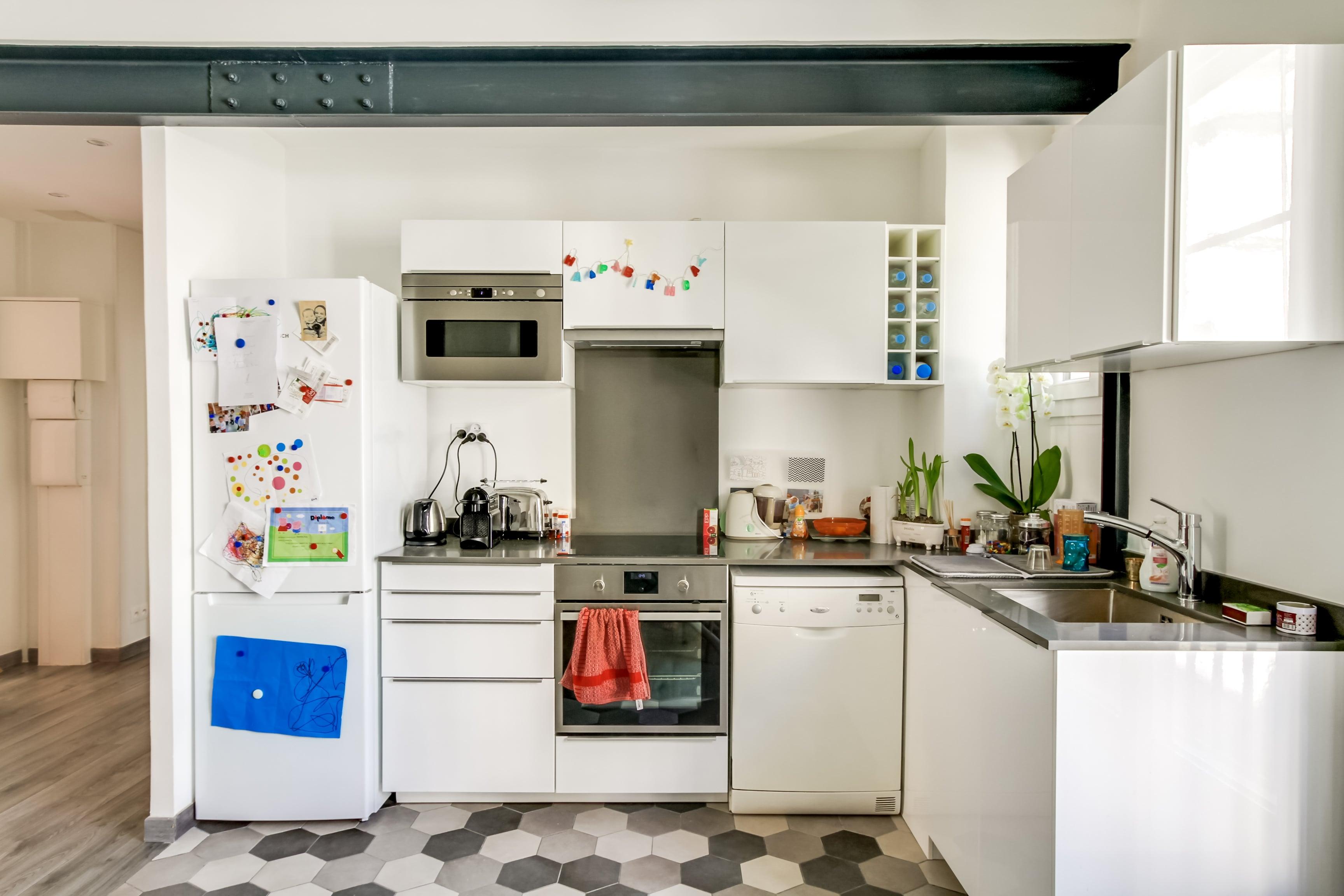 rénovation cuisine appartement