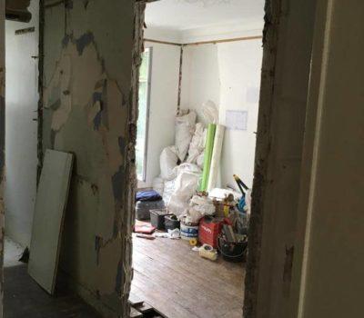 rénovation travaux appartement parisien