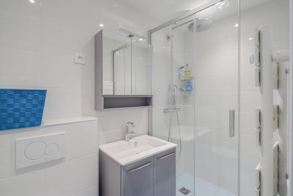 rénovation salle de bain douche