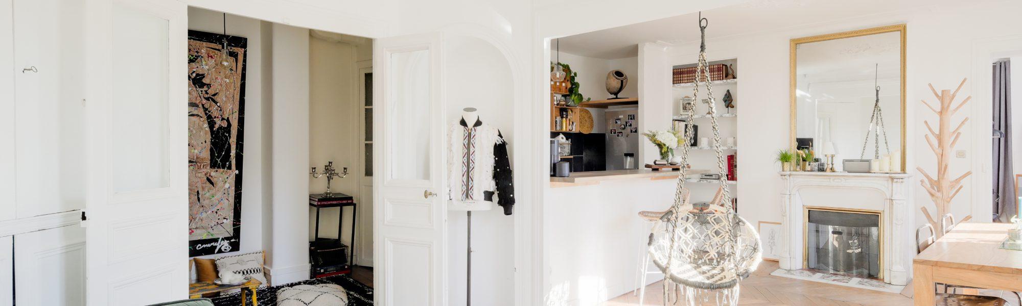 Appartement bohémien
