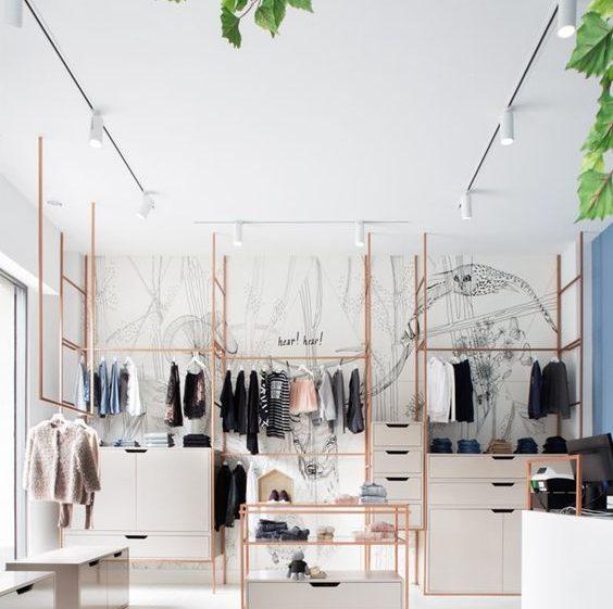 Agencement d'un magasin: nos conseils pour une boutique accueillante
