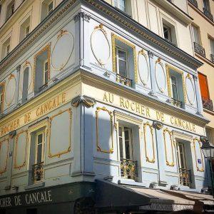 façade dorure paris
